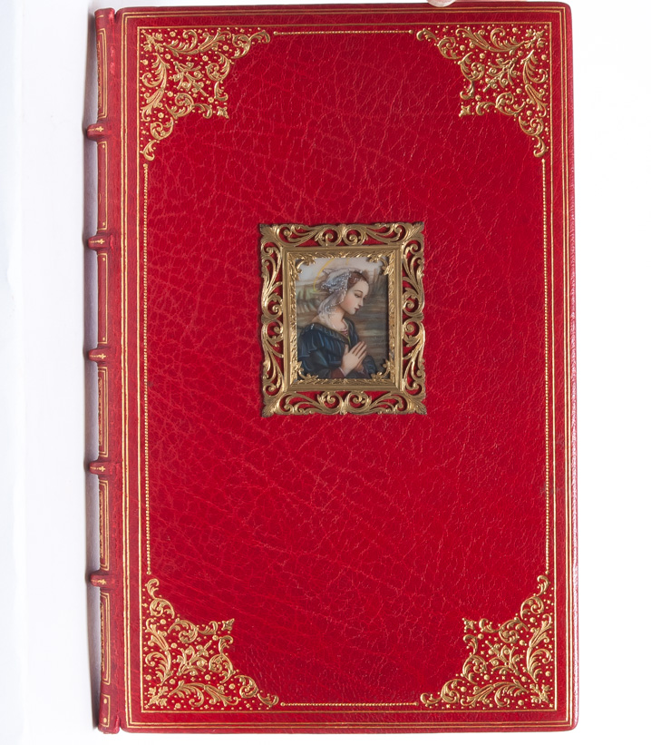 Michelangelo [Cosway style binding]. Michele Saponaro, trans. by C. J. Richards.