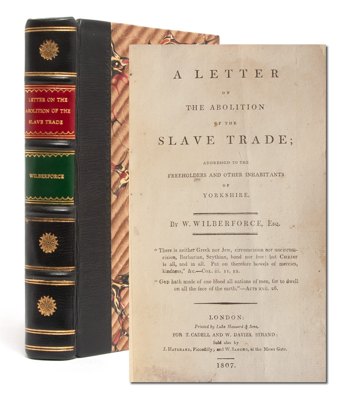 A Letter on the Abolition of the Slave Trade; Addressed to the Freeholders and Other Inhabitants...