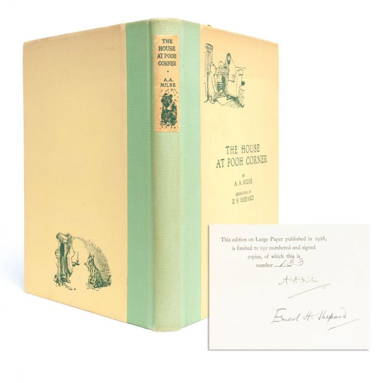 The House at Pooh Corner (Signed Limited Edition