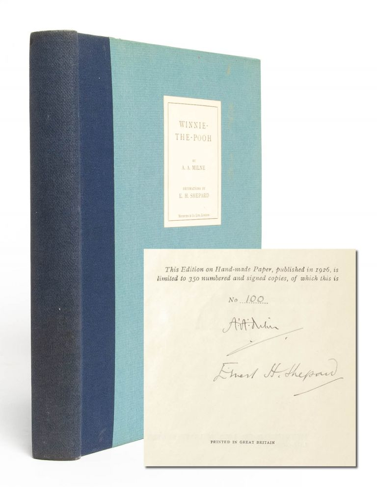 Winnie-the-Pooh (Signed Limited Edition