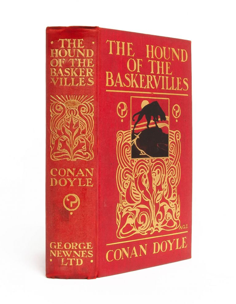 The Hound of the Baskervilles. Sir Arthur Conan Doyle.