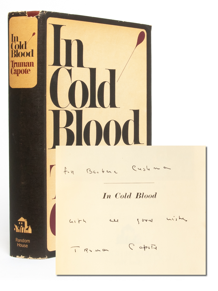 In Cold Blood (Inscribed
