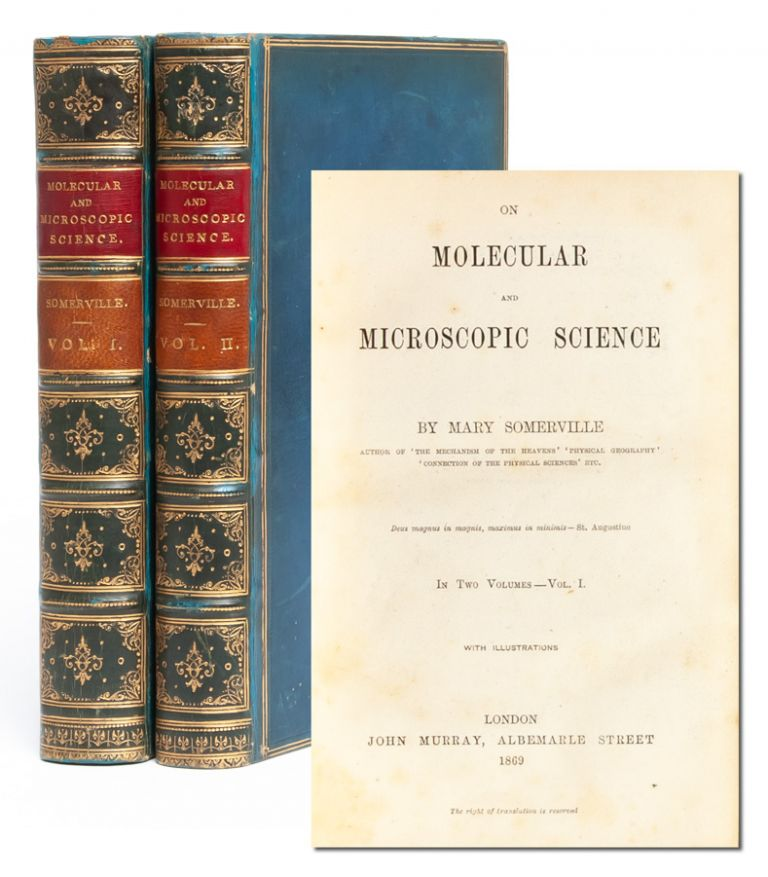 On Molecular and Microscopic Science (in 2 volumes