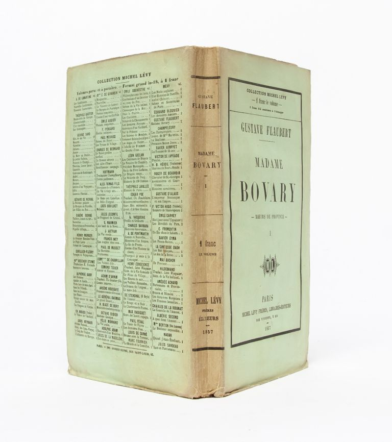 Madame Bovary (in 2 vols