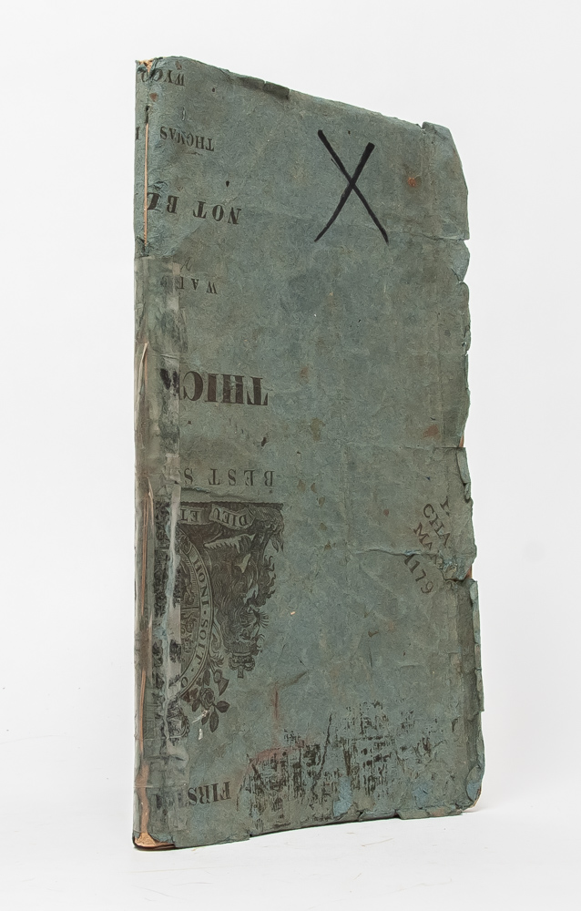 Mathematics notebook of a young 19th century woman during her education