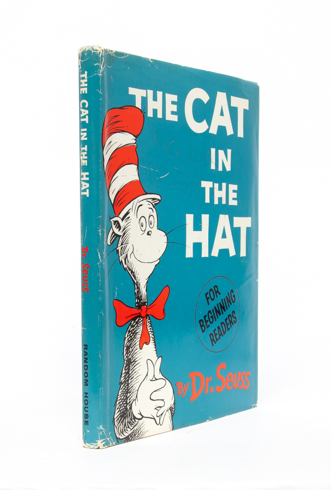 The Cat in the Hat. Dr. Seuss, Theodor S. Geisel.