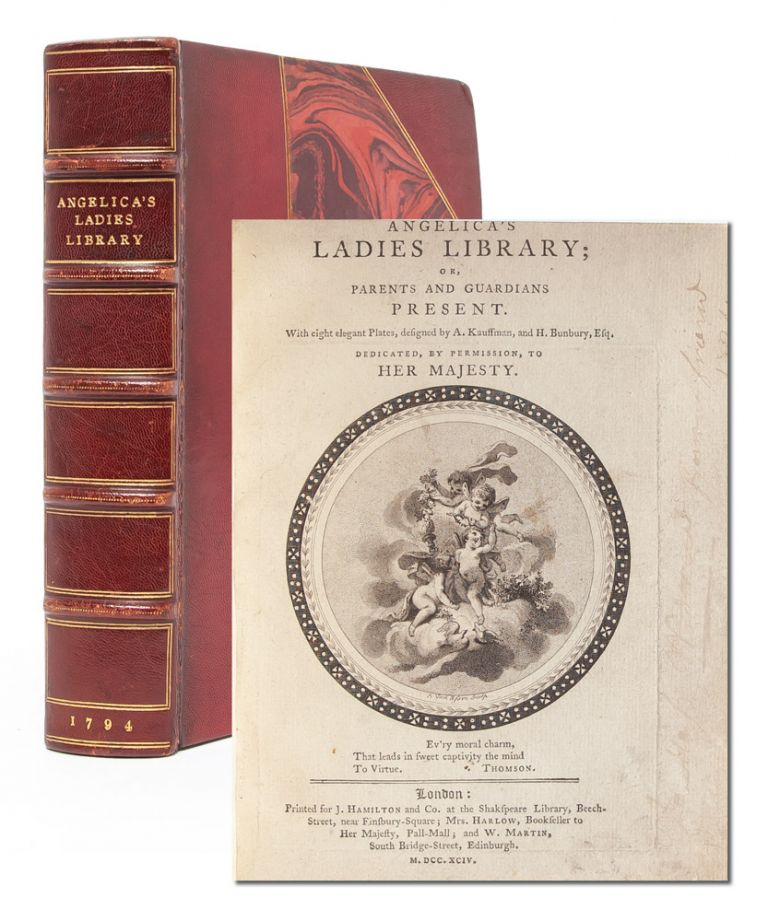 Angelica's Ladies Library; or, Parents and Guardians Present