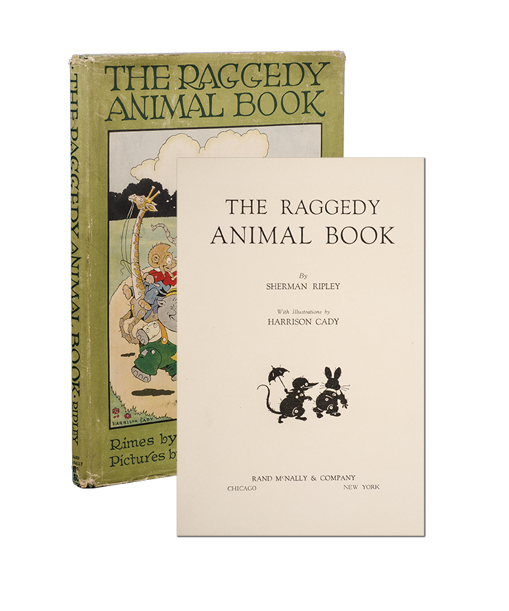 The Raggedy Animal Book
