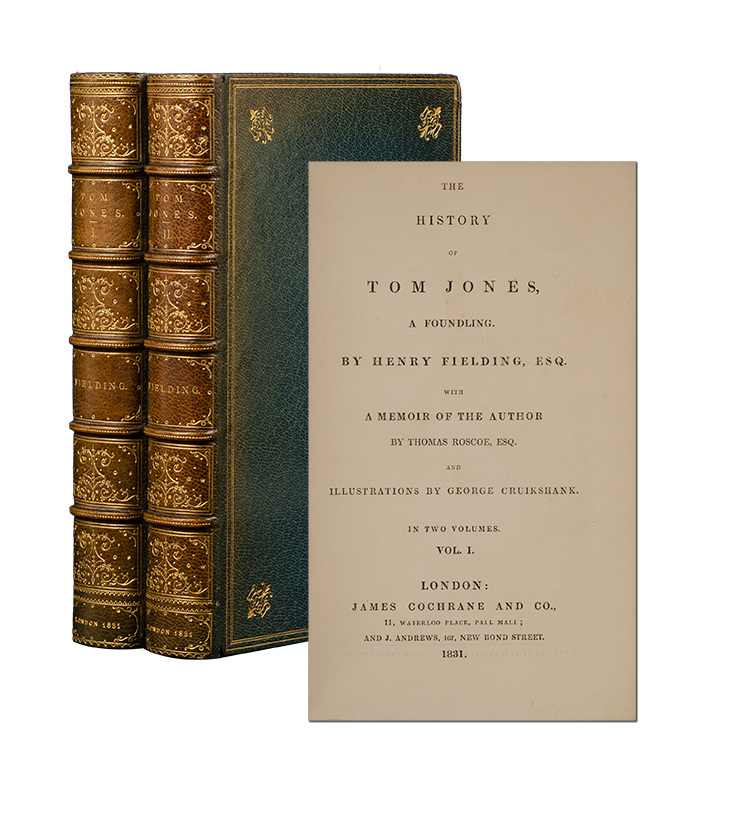The History of Tom Jones (in 2 vols