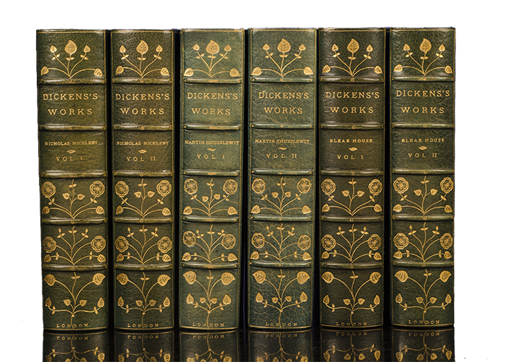 Charles Dicken's Works (in 32 vols