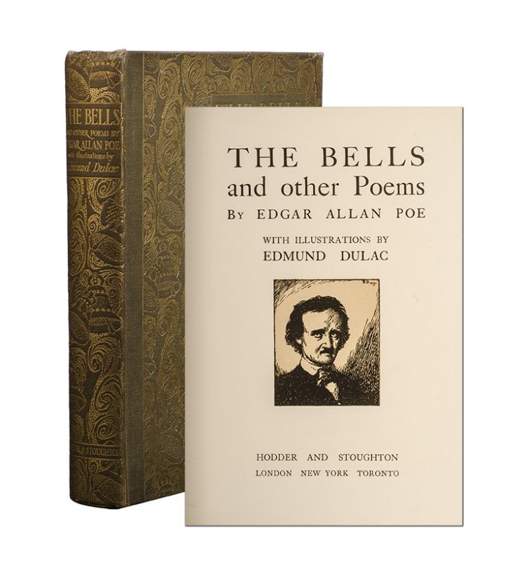 The Bells and Other Poems. Edgar Allan. Edmund Dulac Poe.