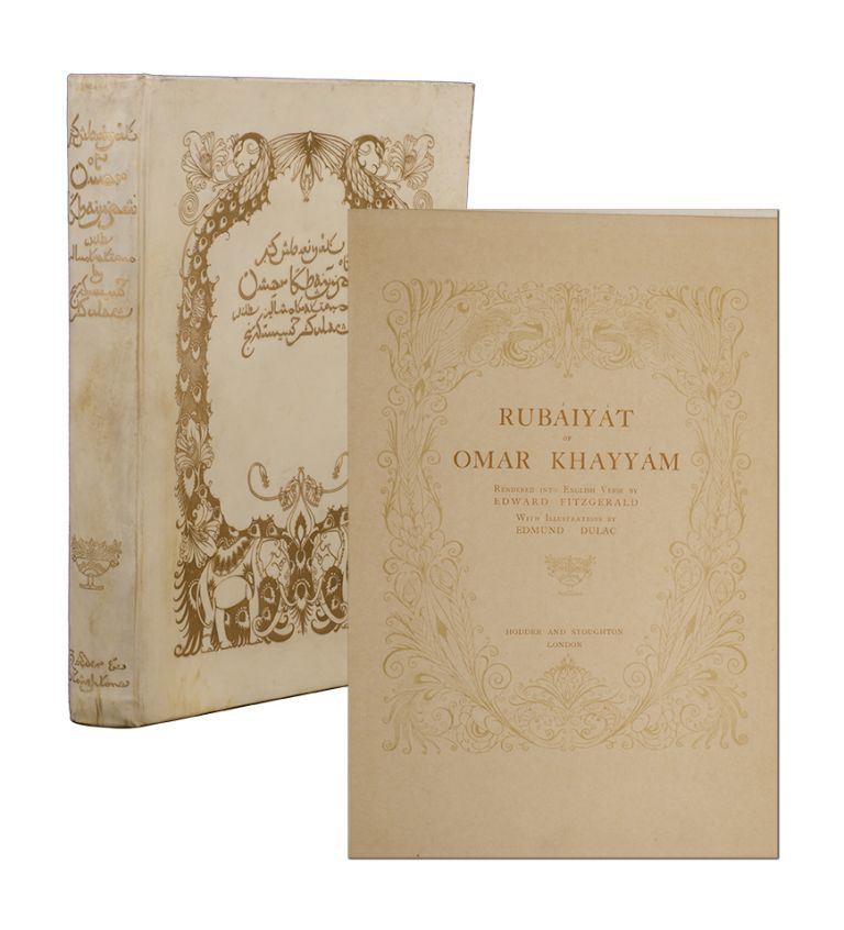Rubaiyat of Omar Khayyam (Signed Limited Edition