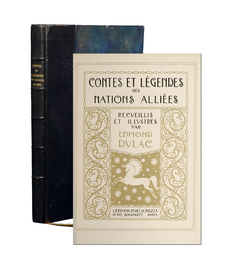 Contes et Legendes des Nations Alliees (Signed Limited Edition