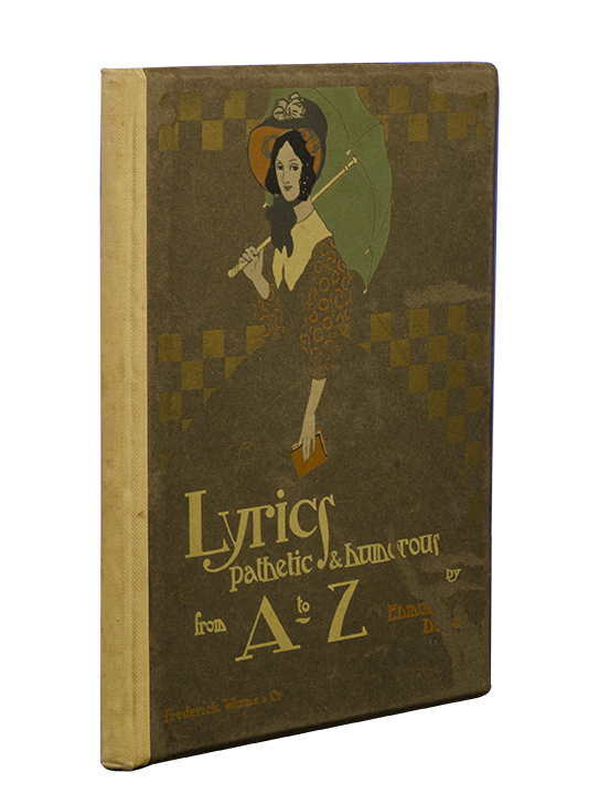 Lyrics Pathetic & Humorous from A to Z (With ALS). Edmund Dulac.