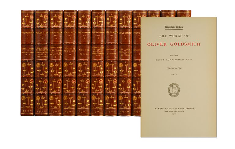 The Works of Oliver Goldsmith