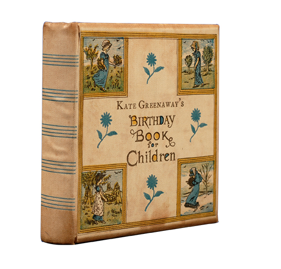 Kate Greenaway's Birthday Book for Children