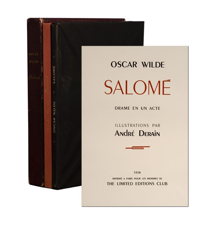 Salome: A Tragedy in One Act (2 vols