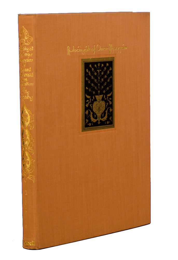 Rubaiyat of Omar Khayyam. Edward Fitzgerald, Willy Pogany.