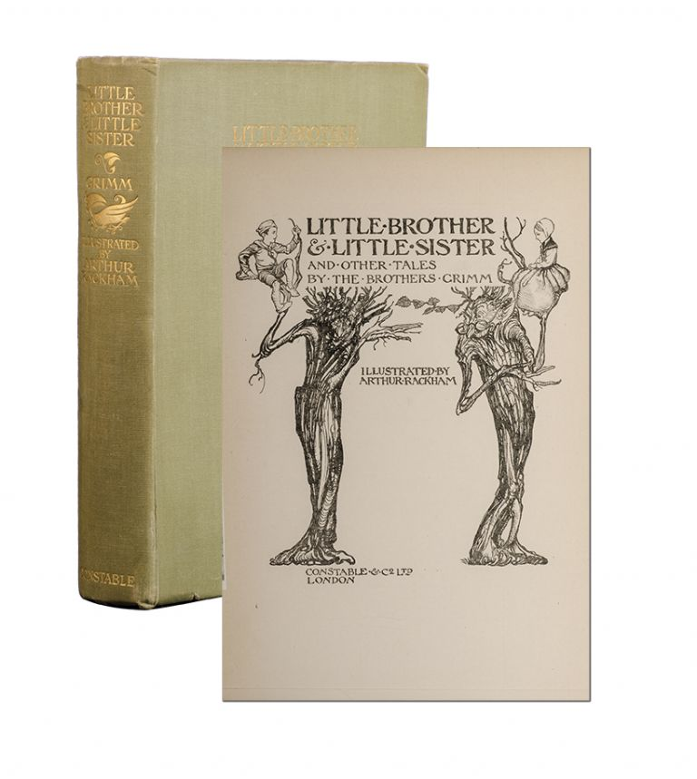 Little Brother & Little Sister and Other Tales by the Brothers Grimm