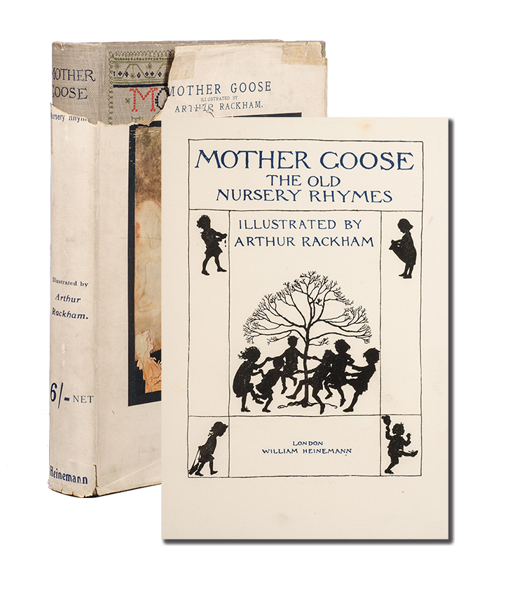 Mother Goose. The Old Nursery Rhymes