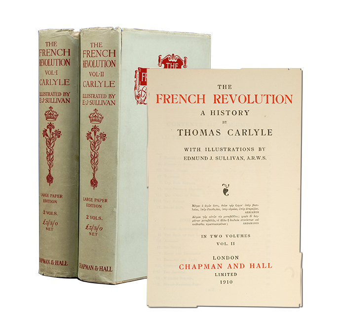 The French Revolution (in 2 vols