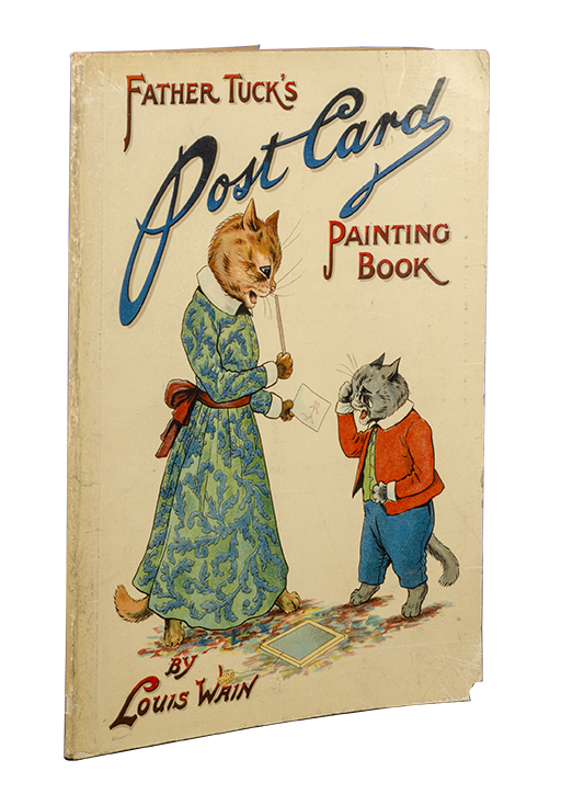 Father Tuck's Post Card Painting Book