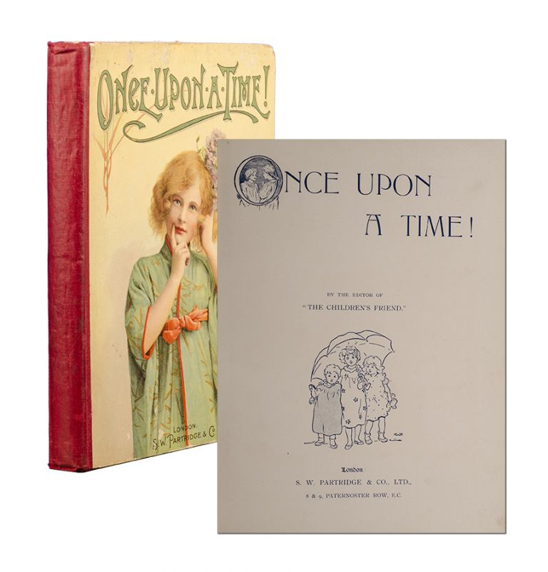 Once Upon a Time! Louis. Harry B. Neilson Wain, illustrators.