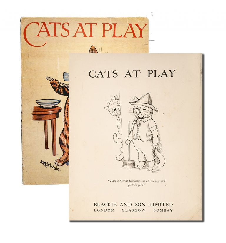 Cats at Play