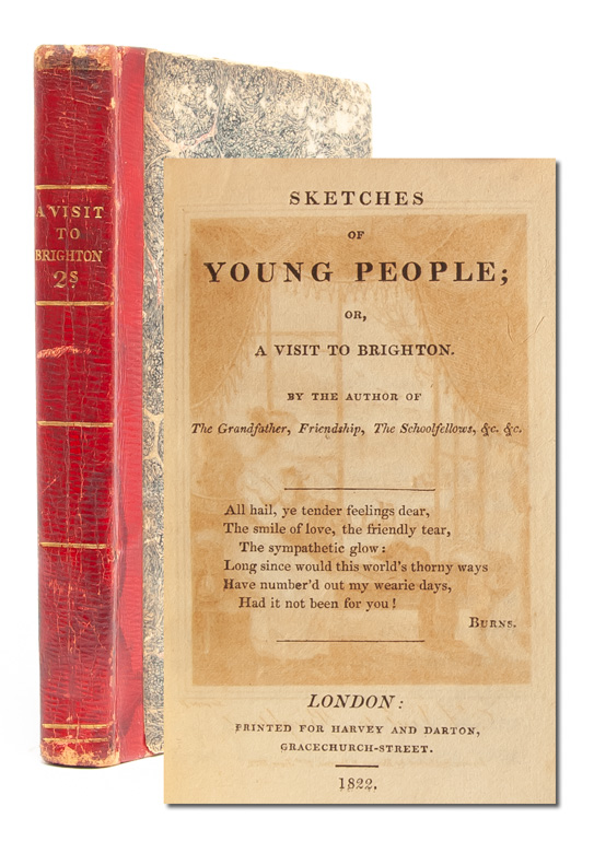 Sketches of Young People; or, A Visit to Brighton