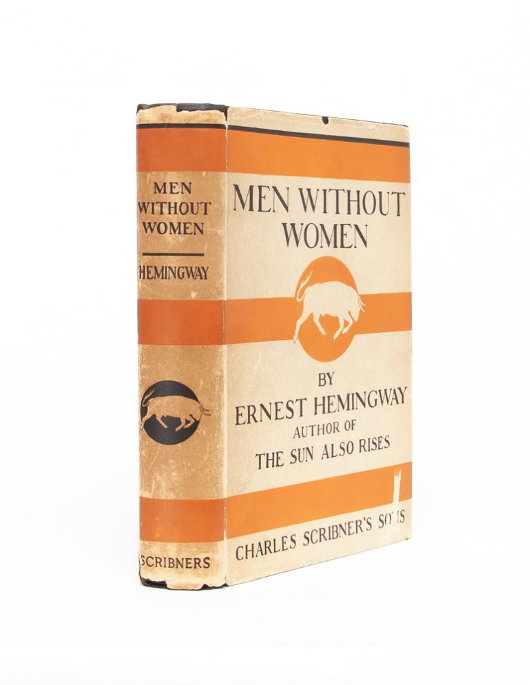 Men Without Women. Ernest Hemingway.