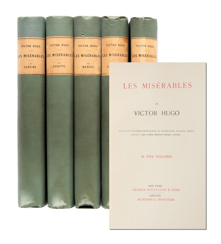 Les Miserables (in 5 vols