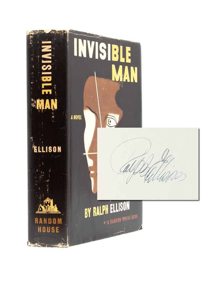 Invisible Man (Signed First Edition