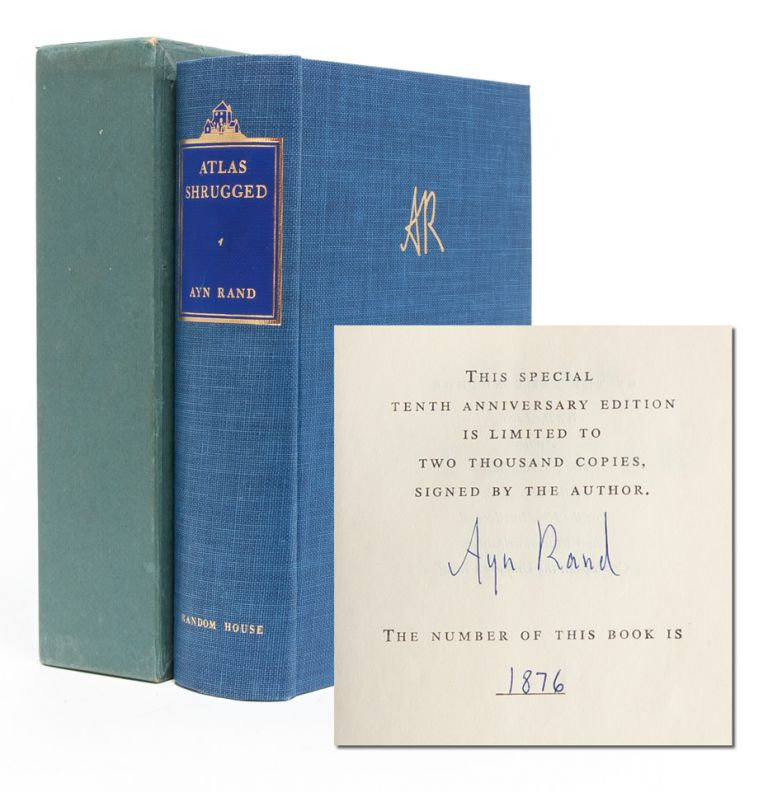 Atlas Shrugged (Signed Limited Edition