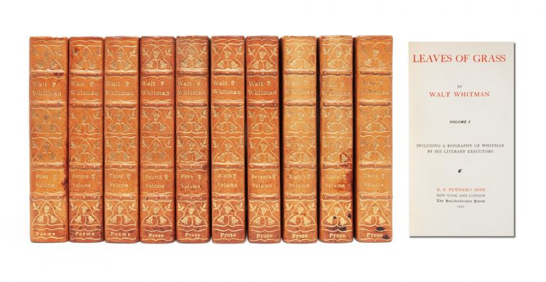 The Complete Writings (in 10 vols