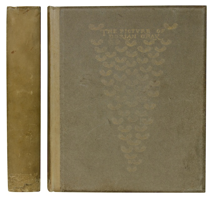 THE PICTURE OF DORIAN GRAY (Signed, Limited Edition). Oscar Wilde.