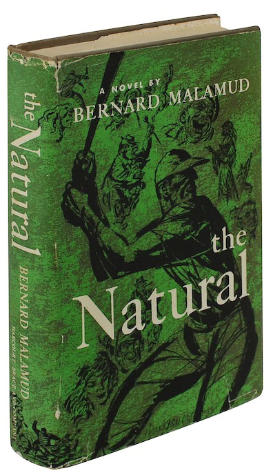The Natural. Bernard Malamud.
