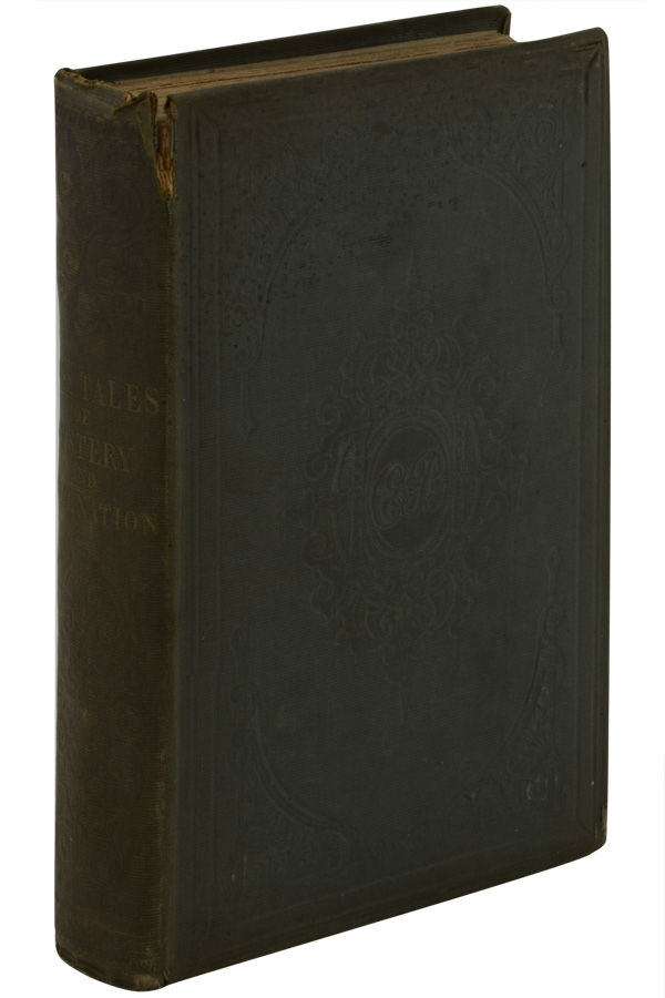 Poe's Tales of Mystery and Imagination; and Poems [First and Second Series bound as one]. Edgar Allan Poe.