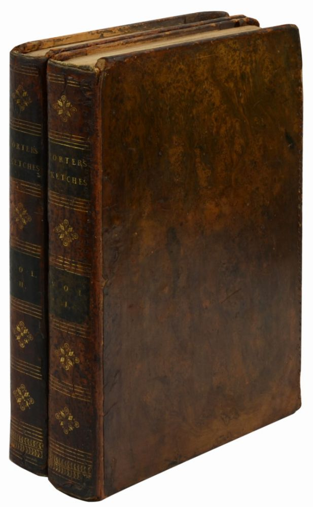 Travelling Sketches in Russia and Sweden During the Years 1805, 1806, 1807, 1808. Robert Ker Porter.