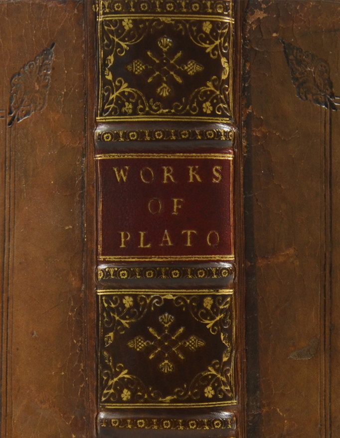 The Works of Plato, Abridg'd. with An Account of his Life, Philosophy, Morals, and Politicks. Together with a Translation of his choicest Dialogues, viz. 1. Human Nature, 2. Prayer, 3. Wisdom, 4. Holiness, 5. What one out to do. 6. Immortality of the Soul, 7. Valour, 8. Philosophy.