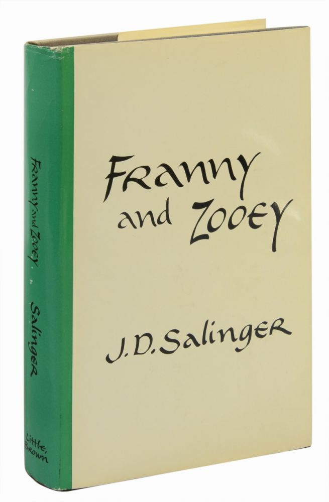 the situation of franny in the book franny and zooey by jd salinger In the story earmark franny and zooey by jd salinger, franny glass is beginning to prolong doubts about the meaning of life when her crony seymour dies.