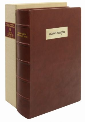 Image 1 of 2 for Goslarer Evangeliar [Faksimile, Facsimile edition] with the Commentary volume