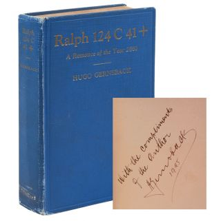 Image 1 of 4 for Ralph 124 C41+: A Romance of the Year 2660 (Presentation copy