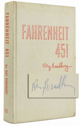 Image 1 of 4 for Fahrenheit 451 (Asbestos Binding