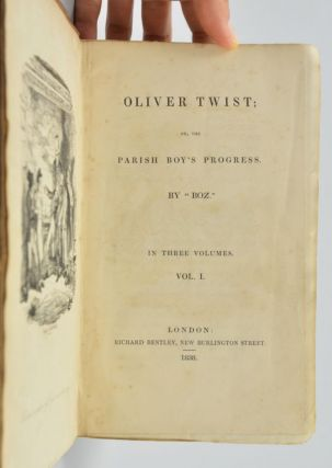 OLIVER TWIST; Or the Parish Boy's Progress