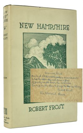 Image 1 of 1 for New Hampshire (Inscribed First Edition