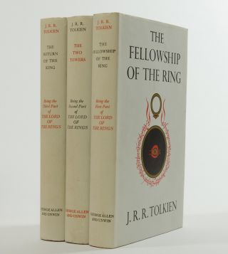 Image 1 of 2 for The Lord of the Rings Trilogy, comprised of: The Fellowship of the Ring; The Two...