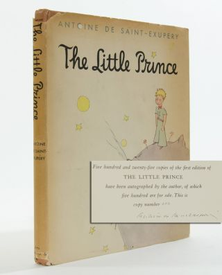 Image 1 of 4 for THE LITTLE PRINCE (Signed Ltd