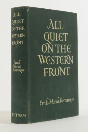 Image 1 of 5 for All Quiet on the Western Front