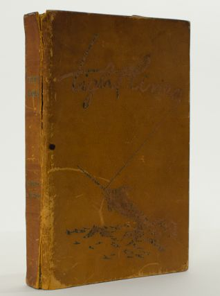 Tight Lines (Author's own copy, inscribed for his close friend and with an original ink sketch laid in)