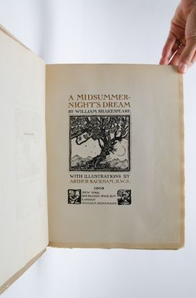 A Midsummer-Night's Dream (Signed Ltd.)